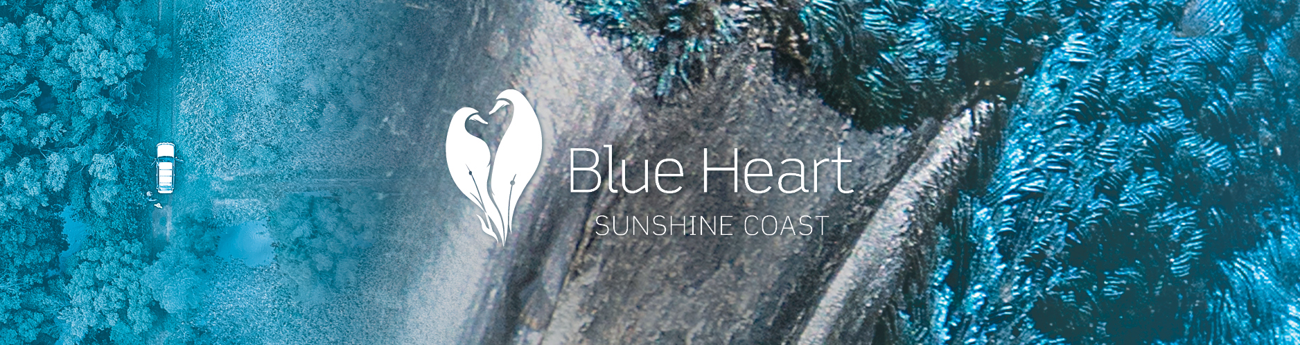 Blue Heart Sunshine Coast