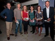 SC Art Prize Photography and Environment judges, winners and highly commended winners