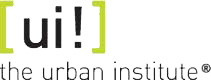 logo for UI (the urban institute)