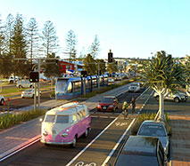 Sunshine Coast light rail