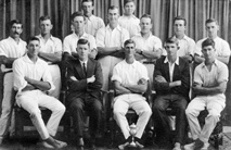 Woombye Men's Cricket Club, ca 1925