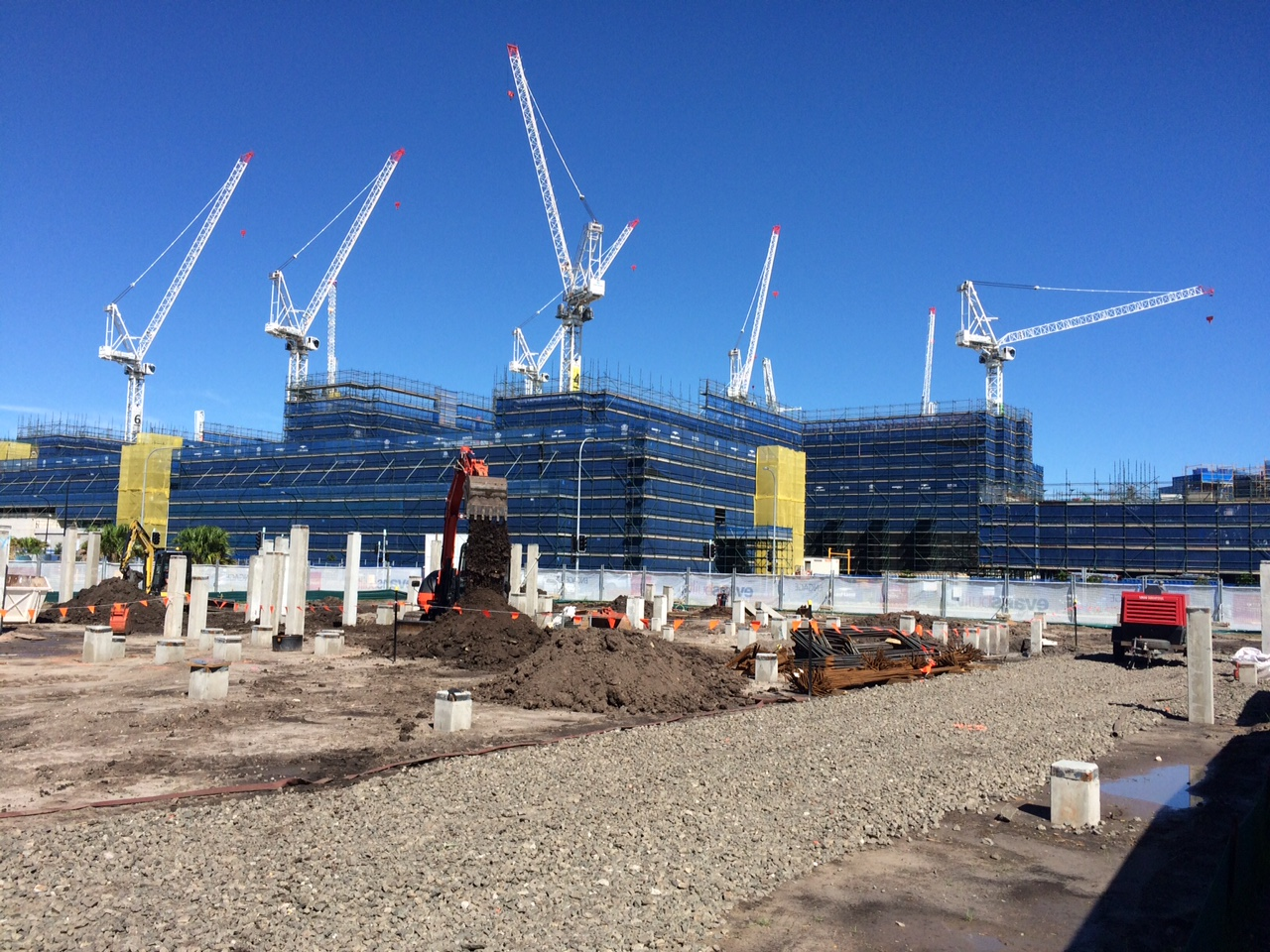 Building and construction confidence continues to grow for Sunshine construction