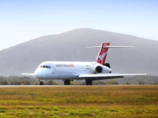 Qantas returns Sunshine Coast