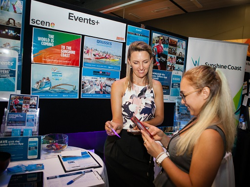 sunshine coast events network, events expo