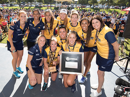 Sunshine Coast Lightning key to the city