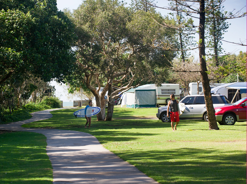 Dicky Beach Holiday Park