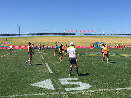 National Youth Touch Championships