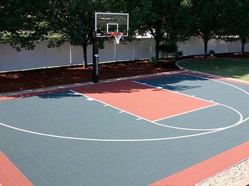 Example of hoop sports activity for new Peregian Springs play space