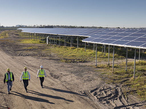 Sunshine Coast Solar Farm