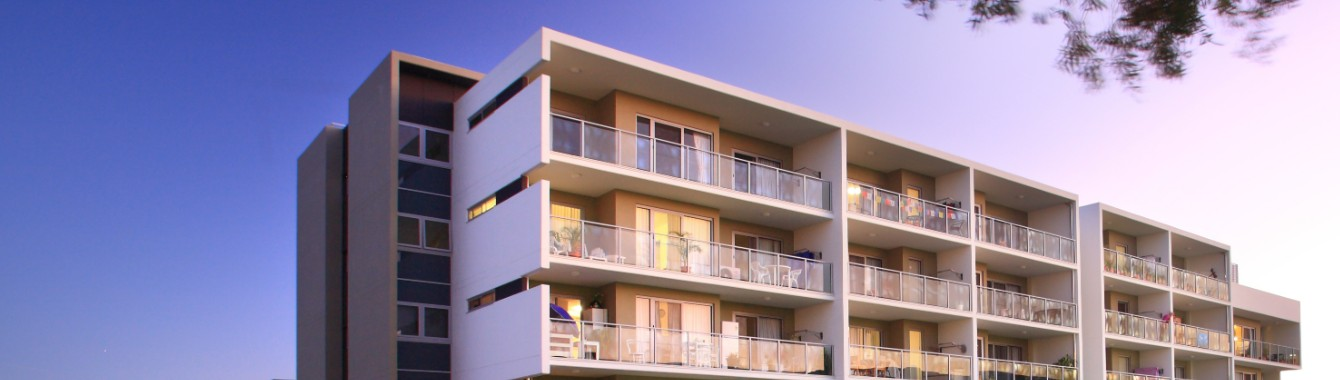 Subsidised housing in Caloundra