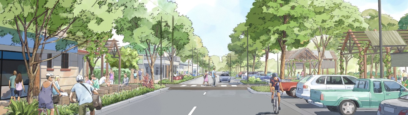Landsborough Placemaking Master Plan