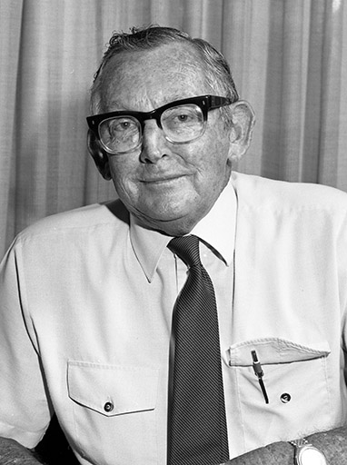 James Fred H. Murray, Maroochy Shire Councillor, December 1984
